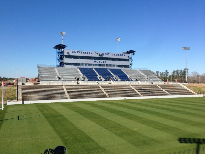 University of West Georgia Stadium small